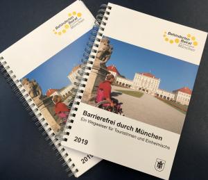 Titelbild der Tourismusbroschüre